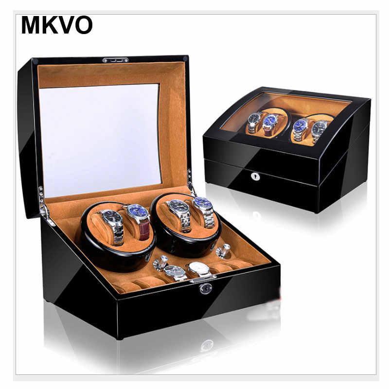 木材エレキ繊維自動アッパーチェーンギフトボックスロレックスカルティエオメガパネライ GMT IWC AP 男性の女性 10 腕時計ブレスレットボックス
