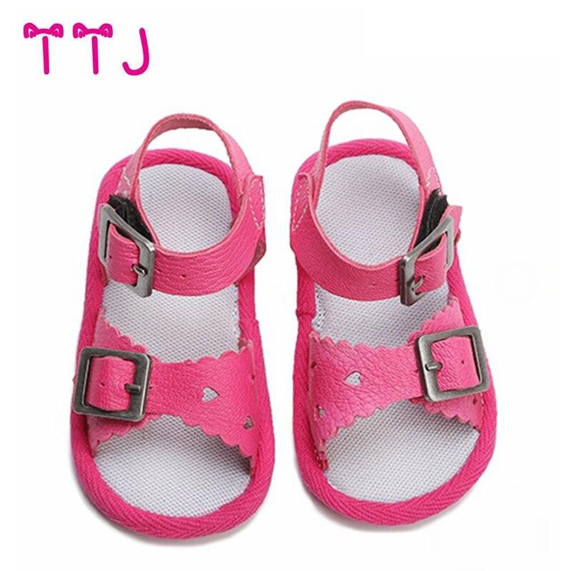 TTJ 100% lederen zachte baby boy schoenen babyschoenen om ddler baby - Baby schoentjes - Foto 1