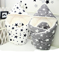 Baby swaddle wrap cotton envelopes for newborns soft warm blanket swaddling baby sleepsack Sleeping Bag infant bedding AB185