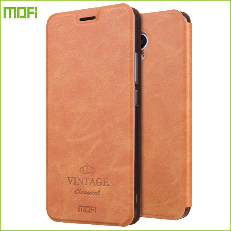 New MOFI For Meizu M5 Note Case Hight Quality Flip Leather Stand Case Meizu M5 Note Wallet Style Cover Meizu Meilan Note 5 5.5''
