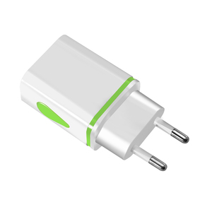 Image 4 - USB Charger Wall Chargers 5V 2.1A Adapter Charing For iPhone 11 XR XS Max EU Plug LED USB Phone Charger For Xiaomi mi note 10