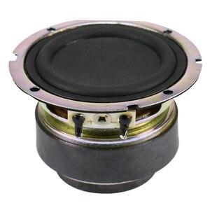 Image 4 - GHXAMP 2,75 дюйма, Полнодиапазонный динамик, Bluetooth, динамик, сделай сам, 4 Ом, 15 Вт, для компьютера, громкий динамик, средний бас, звуковая коробка, 2 шт.