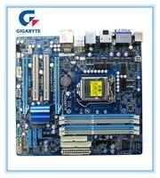 Gigabyte motherboard original board H55M-UD2H DDR3 GA-H55M-UD2H H55 LGA 1156 DDR3 mainboard Micro-ATX free shipping