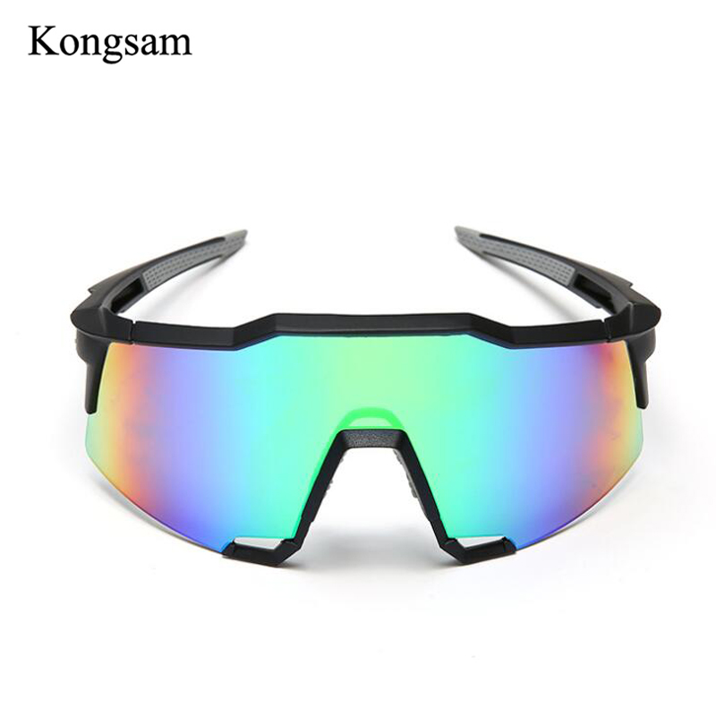 UV400 100% Polarized Cycling SunGlasses Mountain Bike Goggles Sport Eyewear Outdoor Sport 3 Lens Bike Glasses Bicycle Sunglasses outdoor uv400 polarized glasses cycling bike bicycle sunglasses goggles with 5 lens