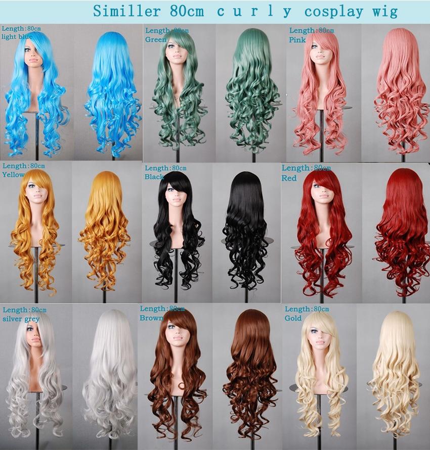 Long Straight Women's Wigs 14