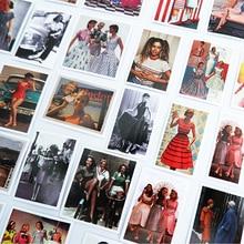 40 Pcs/pack Nostalgic photos Stickers Kawaii decoration DIY Diary scrapbooking Adhesive Paper sticker Stationery