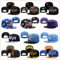 Brand Unkut Baseball Caps Wings Men USA Flag Snapback Camo Embroidery Hip-Hop Adjustable Hats Women Leopard Casquette Snap Back