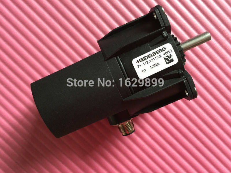 цена 3 pieces free shipping High Quality Heidelberg printing machinery parts motor 71.112.1311