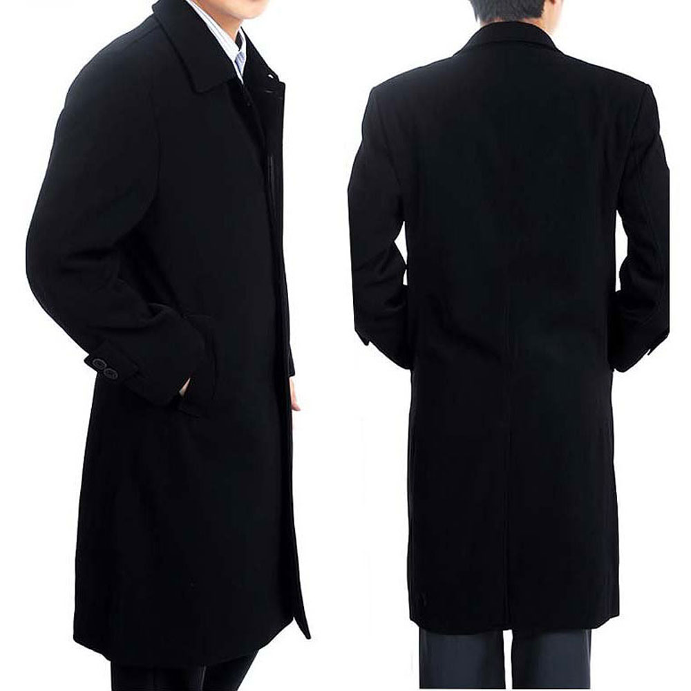 Popular Men Winter Long Coats-Buy Cheap Men Winter Long Coats lots ...