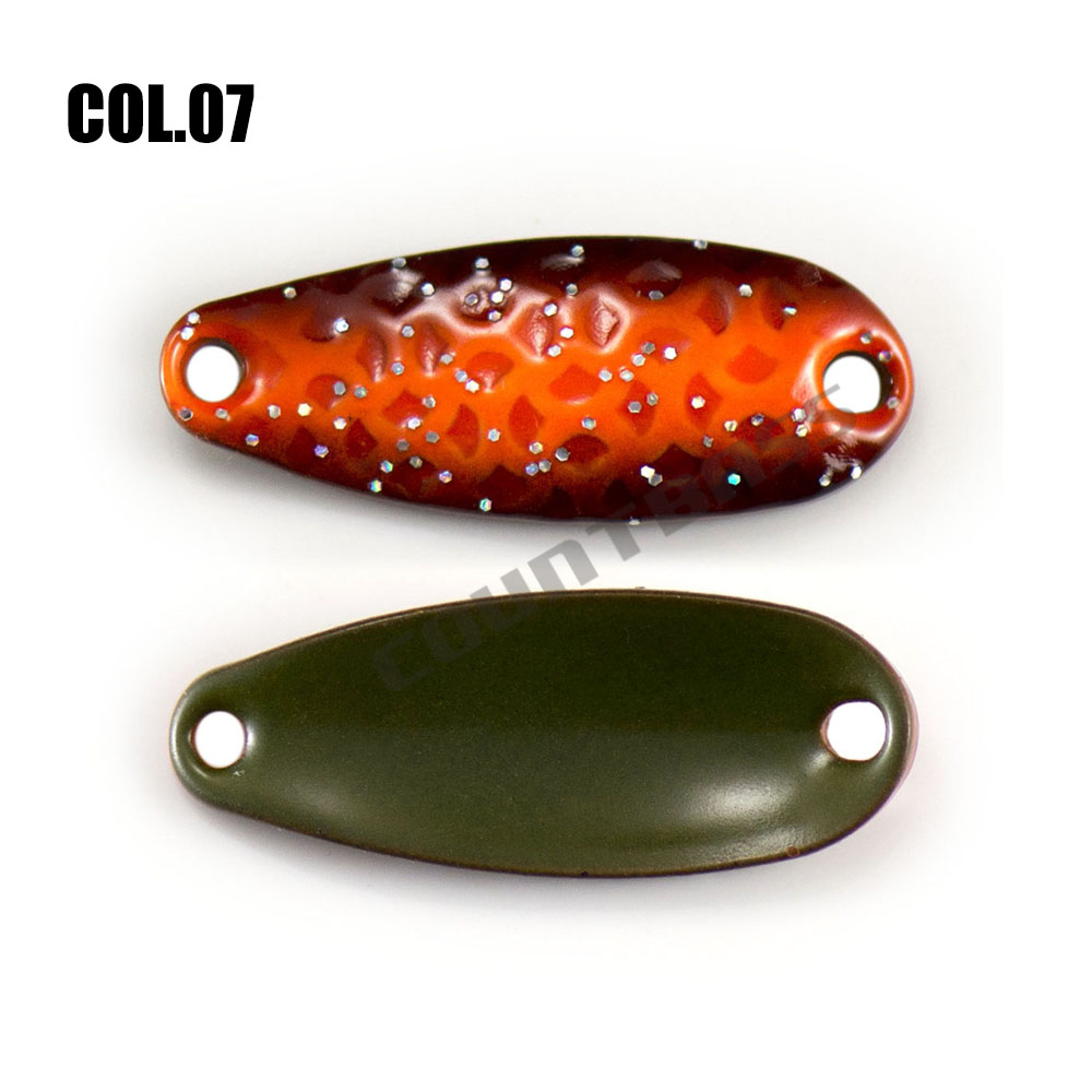 COUNTBABSS Brass Casting Spoon  5