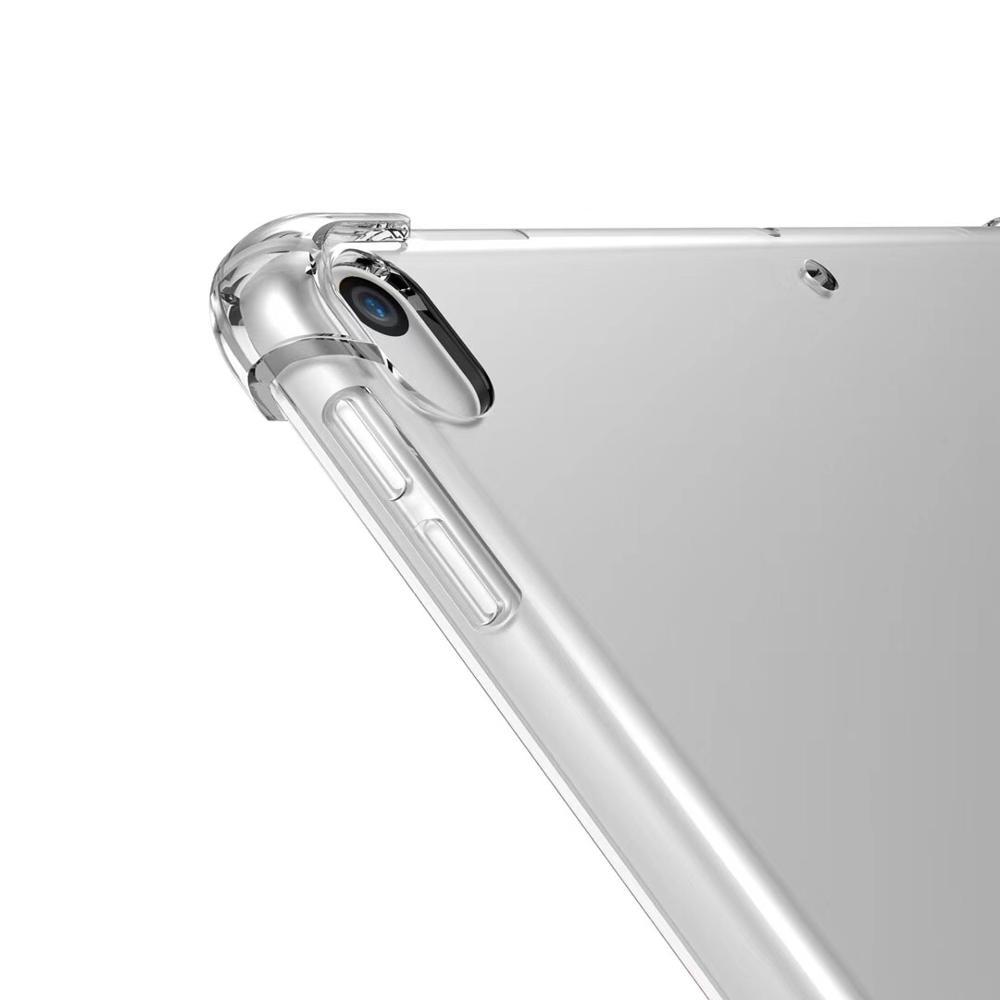 מקרן קיר Drop התנגדות שקופה להגנה עבור Apple iPad Case 9.7 2018 מקרה 10.5 פרו iPad Air 2 מיני 4 3 2 1 מקרים (5)