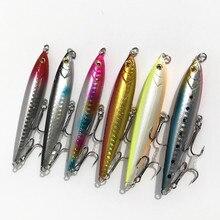 Fishing Sinking Pencil Lure Super Long Range Casting Hard Bait 8cm/13.5g God Cry Fish Quality Hook