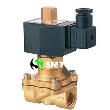 2W200-20H Нормально открытый электромагнитный клапан, 12VDC 100% Gurantee 2 Вт Серии Дейтон Тип Под Водой Электромагнитный Клапан Латунный Корпус, 5 шт./компл.