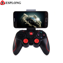 T3 Game Controller Wireless Joystick Bluetooth 3 0 Android Gamepad Gaming Remote Controle for PC Tablet
