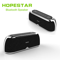 HOPESTAR A4 Portable Touch Wireless Bluetooth Speaker Soundbar HIFI Waterproof Outdoor Stereo Bass Effect Home Theate