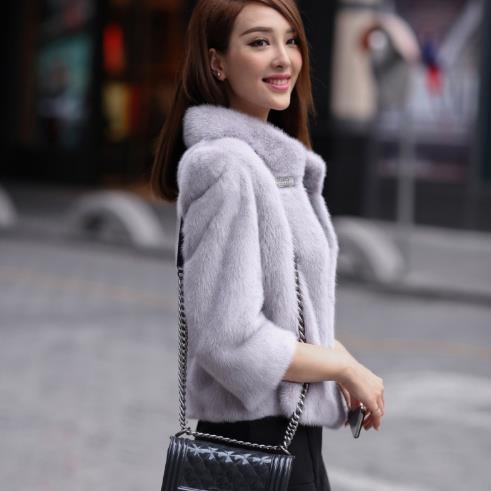 Taille Z117 Manteau Artificielle Chaud 2019 La Fourrure Veste Outwear D'hiver De Femmes Faux Femme Moelleux Plus 8xqw7SZS