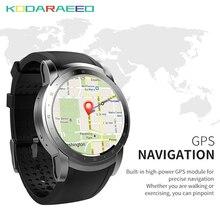 HW1 smartwatch Bluetooth 4.0 Música Homens Cartão SIM Suporte com Relógio Pedômetro Freqüência Cardíaca rastreador Inteligente 3G WIFI GPS relógio de pulso