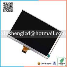 """Оригинальный 7 """"дюймовый AL0628A размер ЖК-Экрана 163*97 мм для Планшетных ПК ЖК-дисплей Замена Бесплатная Доставка"""