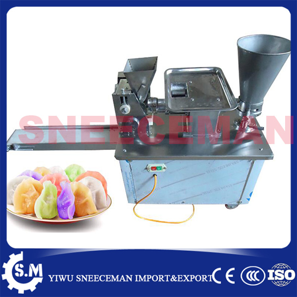 stainless steel automatic samosa making machine/dumpling maker machine /spring roll machine ce certificate automatic gyoza maker steamed dumpling make automatic stainless steel dough making machine chinese dumpling maker