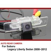 Para Subaru Legacy Liberty Sedan 2008 ~ 2012 Do Reverso Do Carro de Backup À Prova D' Água HD CCD Retrovisor Estacionamento Câmera de Visão Traseira Noite visão|Câmera veicular| |  -