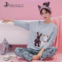 XXL Plus Size Cotton Pajamas Pajamas For Women Girl Pijama Entero Pyjama Femme Pijama Feminino Ppajama