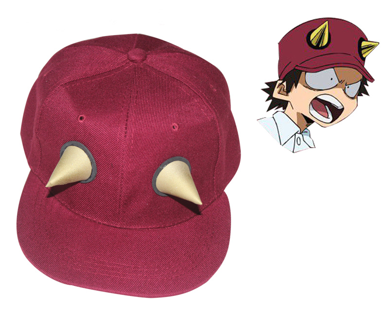 ff199e451ce16 My Hero Academia Kota Izumi Cosplay Hat-in Boys Costume Accessories from  Novelty   Special Use on Aliexpress.com
