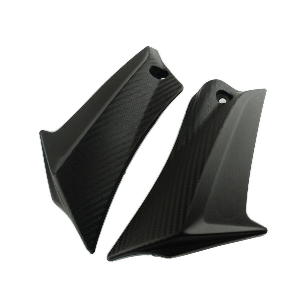 2pcs Motorcycle Parts Fuel Tank Side Panel Cover Fairings For Suzuki GSXR600 GSXR750 2011 2012 2013