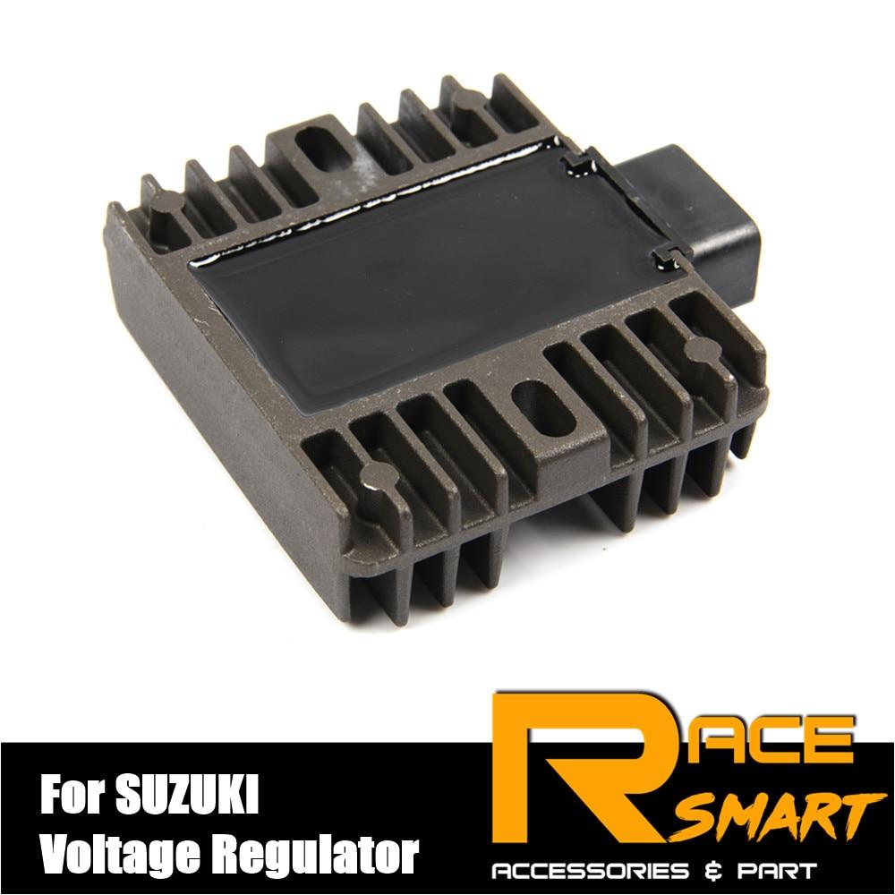 Voltage Regulator Rectifier For Suzuki LT-F500F Vinson 4x4 Manual 2004-2007 2005