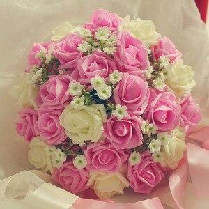 Image 4 - Perfectlifeoh חתונה זר זר זרי חתונה
