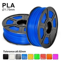 SUNLU 1KG PLA 3D Printer With Spool 100% No Bubble Printing Craft PLA Filament For Children Scriblle Education Gadget