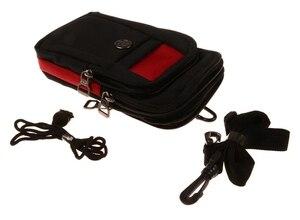 """Image 2 - FULAIKATE 7 """"العالمي حقيبة الهاتف ل Xiao mi mi Max2 حزام الخصر الحقيبة لسامسونج جالاكسي ميجا 6.3 الرياضة الكتف T3 جيب"""