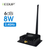 EDUP EP AB003 2.4Ghz 8W 802.11n Wireless Wifi Signal Booster Repeater Broadband Amplifiers for Wireless Router wireless adapter