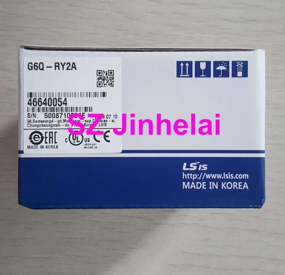 LS G6Q RY2A Authentic original PLC output unit