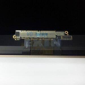 Image 5 - Prawdziwy złoty złoty srebrny szary różany złoty kolor A1534 wyświetlacz lcd led komplet dla Macbook Retina 12 2015 2016 2017 rok