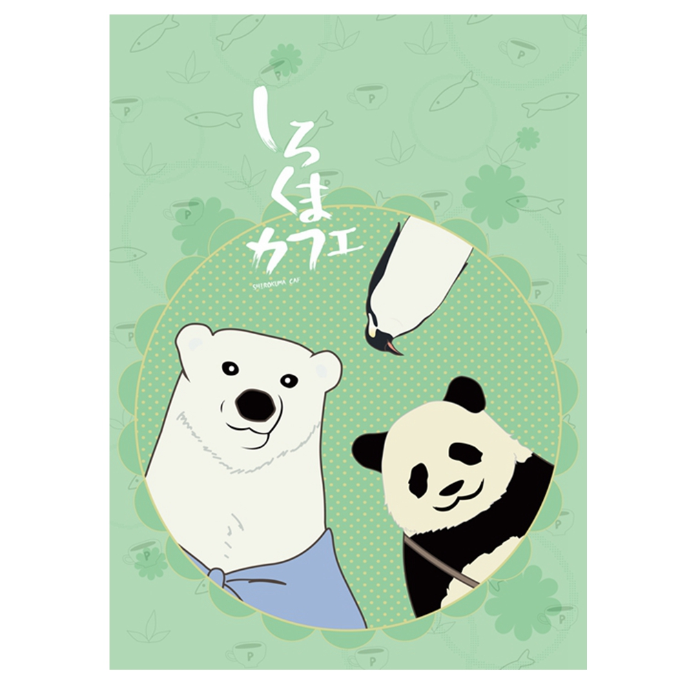Novelty & Special Use Anime Jk Cartoon Shirokuma Cafe Panda Polar Bear Penguin Flannel Throw Blanket 1.5*2m Cute Soft Bed Plush Sleep Cover Bedding Costume Props