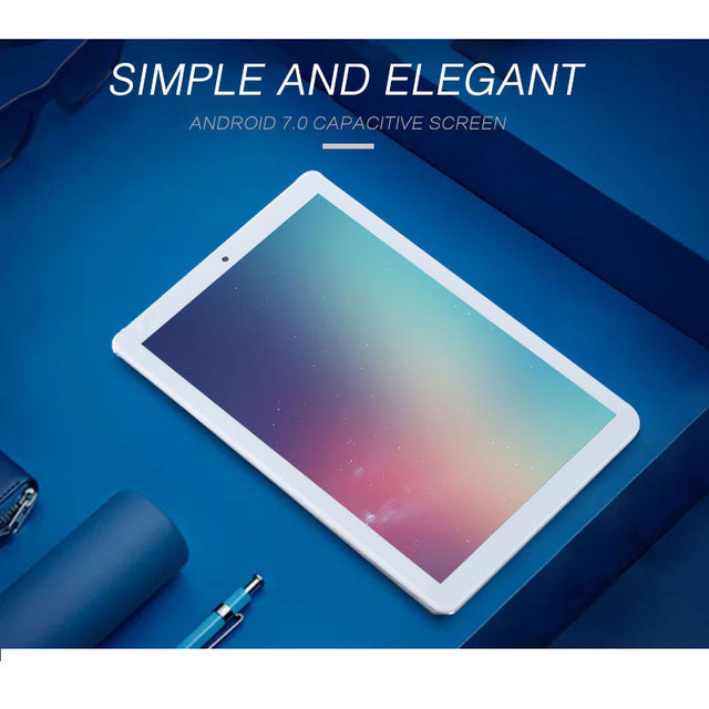 FENGXIANG 2018 10.4inch 3G/4G Tablets For Android7.0 64GB 4GB Octa Core LTE Tablets PC 1920*1280 Resolving Power Tablets