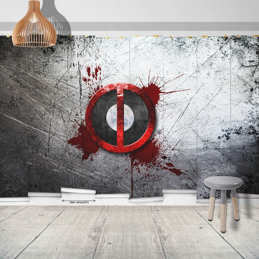 2017 new design 3D wallpaper and mural gaming room decoration kids room decoration nordic PW1500204744