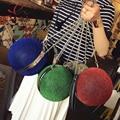 Moda festa casual blingbling bola cadeia projeto bolsa de ombro flap crossbody saco bolsa das senhoras das mulheres de mini saco do mensageiro