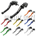 CNC Motorcycle Adjustable Short Brake Clutch Levers For 1991-2007 Honda CBR600 F2 F3 F4 F4i CB400SF CB919 CB600 CB400 CB 400 919