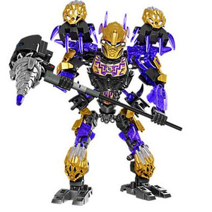 Image 4 - BIONICLE Tahu Ikir action figures Building Block Toys Compatible With Lepining BIONICLE Gift