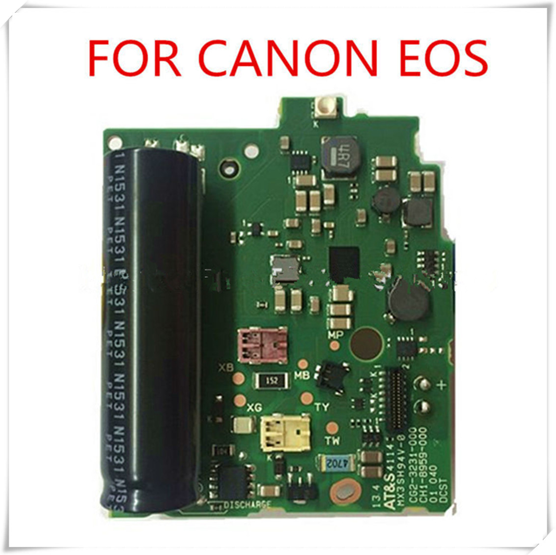 Free shipping 100% NEW original  DSLR Camera FOR Canon 650D EOS Rebel T4i EOS Kiss X6i-2 power board repair partsFree shipping 100% NEW original  DSLR Camera FOR Canon 650D EOS Rebel T4i EOS Kiss X6i-2 power board repair parts