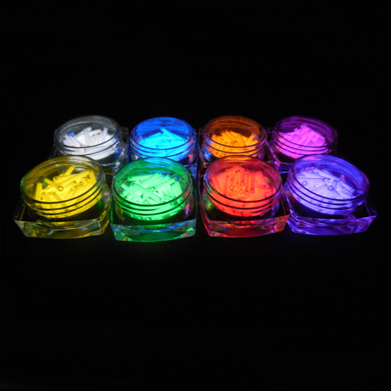1Pc 2*6mm Tritium Gas Tube Self Luminous 25 Years EDC High-tech Products Lifesaving Emergency Lights Tools Camping Equipment title=