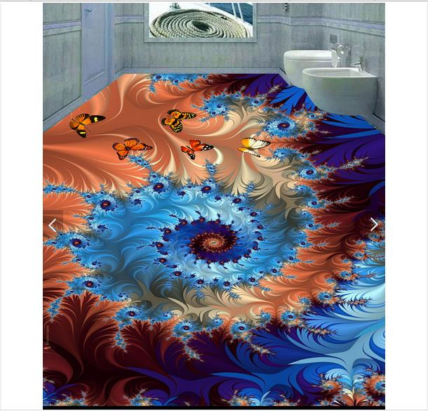 3d Wallpaper Customized 3d Floor Painting Wallpaper Murals