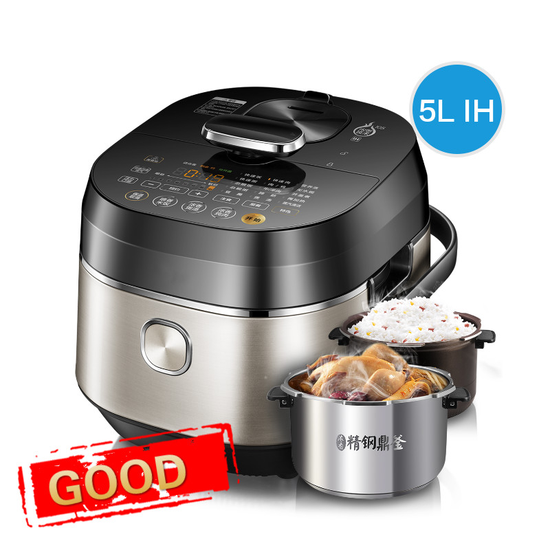 Electric Pressure Cookers pressure cooker 5L household IH transformer with high rice cooker. electric pressure cookers electric pressure cooker double gall 5l electric pressure cooker rice cooker 5 people