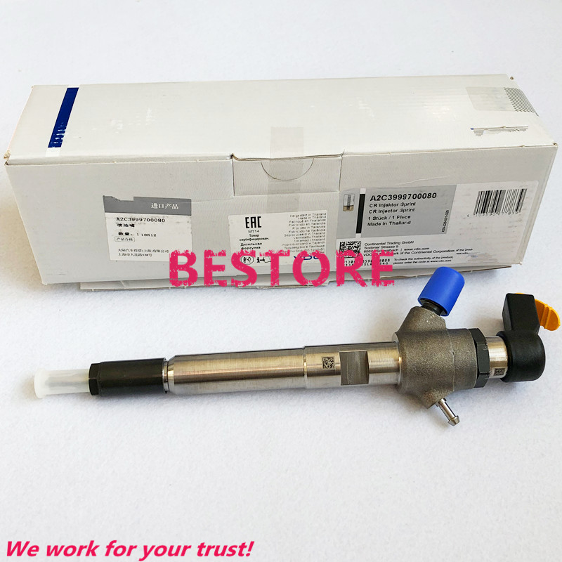 Genuine and new Common rail fuel injector A2C3999700080 92333 for 3 2L 7001105C1