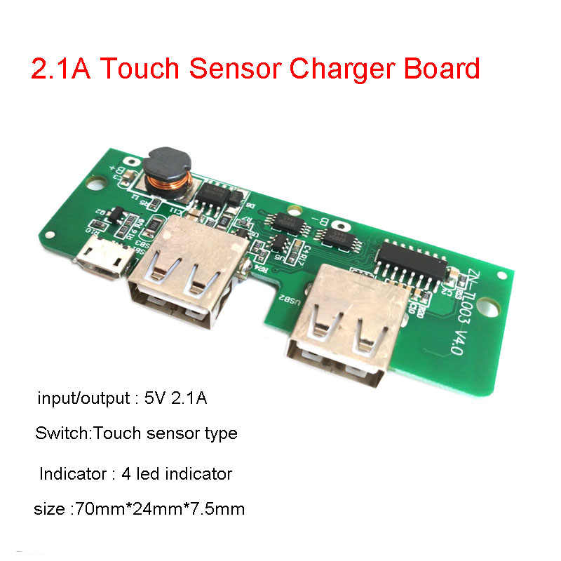 Detail Feedback Questions about Power Bank Charger Circuit