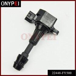 Wysokiej jakości stacyjka cewki 22448 FY500 AIC 3116 dla 2000 2001 NISSAN Sentra 1.8 L4 pojazdu 22448FY500 22448 FY500|vehicle|   -