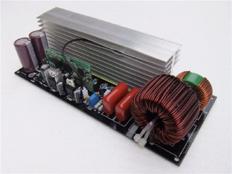 Finished Assembled <font><b>3000W</b></font> Pure Sine Wave <font><b>Inverter</b></font> Power <font><b>Board</b></font> Post Sinewave Amplifier image