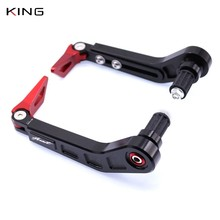 Brake Clutch Levers Guard Protector Fit For HONDA CB 599 CB 600 CB 919 CB 900 CB900 Hornet Accessories Handlebar Grips Guard(China)