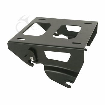 Motorcycle Solo Luggage Rack Mount For Harley Tour Pak CVO Road King Street Glide Special FLTR 2014-2020 2019 2018